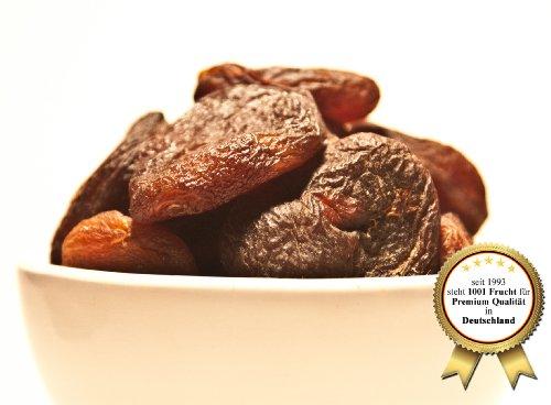 """Aprikosen, naturbelassen - ohne Zusatzstoffe - ohne zusätzlichen Zucker- """"Premium Qualität"""" - 1001 Frucht - EXCLUSIVE - Nüsse - Trockenfrüchte - Gewürze- 1000 GR"""
