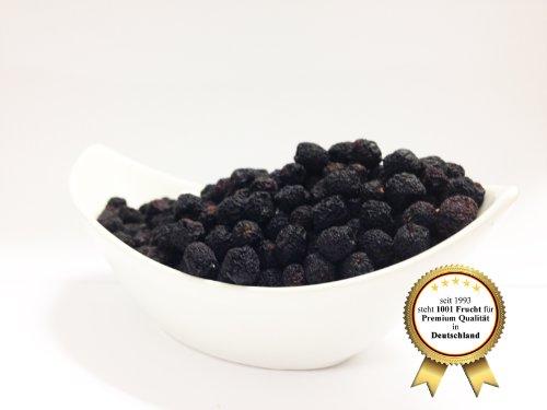 Aronia Original Bio Aroniabeeren getrocknet - !!!extrem hoher Gehalt an Antioxidantien!!! 100g