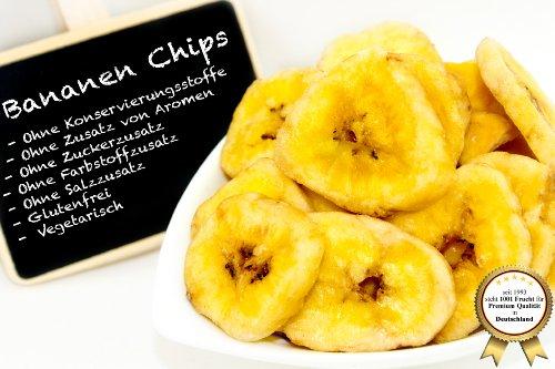 Bananen Chips - 1001 Frucht -