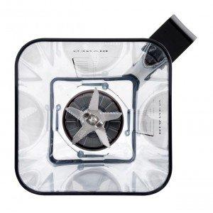 Bianco di Puro Standmixer Primo schwarz / Edelstahl 1200 Watt 28.000 U/min.