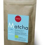 Quertee® - Bio Matcha Tee - Vegan für klassischen Matcha Tee - Bio Matcha Tee Pulver aus kontrollierten biologischem Anbau - zum Trinken, für Smoothies, zum Kochen und Backen - 100 g