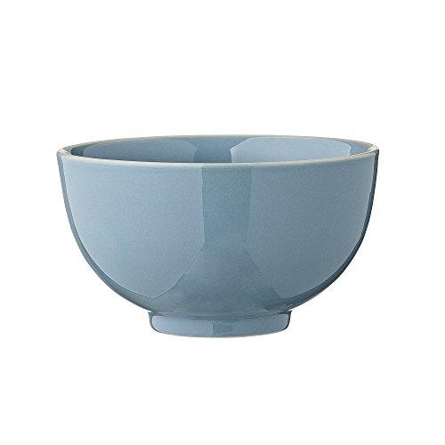 Bloomingville Olivia Schale Schüssel Porzellan glasiert Winter blue NEU 2015