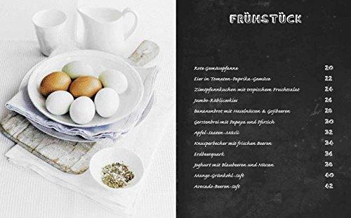 Die Superfood-Küche: Der einfachste Weg zu Vitalität und Wohlbefinden