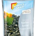 Farmer's Snack Kürbiskerne grün, 2er Pack (2 x 200 g Beutel)
