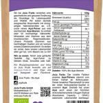 JoJu Fruits - Acai Pulver Bio (100g) - (Vegan, Glutenfrei, Laktosefrei) Superfood aus Acai Beeren