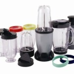 17PC ALL IN ONE MULTI FOOD~SMOOTHIE BLENDER BULLET MIXER,JUICER,WHIPS,GRIND by Unknown