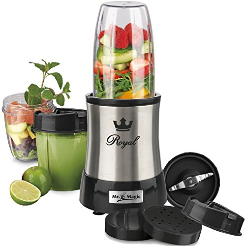 Mr. Magic 09833 Nutrition Mixer Royal - Smoothie Maker