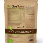 NATURACEREAL Bio Chia Samen (1000 g)