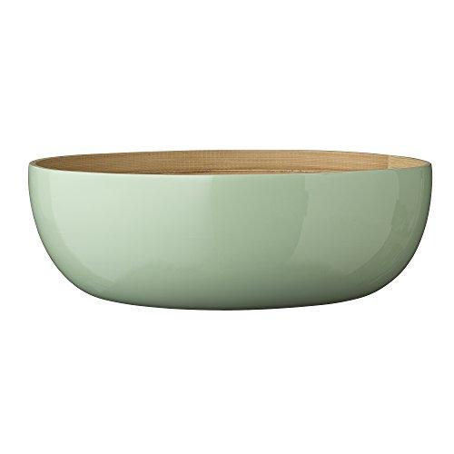 Olivia, Bamboo Salad Bowl Mint d30xH10 cm