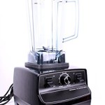 Power Mixer 2200 Watt Professional Total Nutrition Center - BPA Frei - 3PS Motor - Profi Smoothie Maker