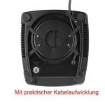 Profi Smoothie Maker Power Mixer Blender Icecrusher 2,0 l mit Edelstahlmesser (6 integrierten Stahlkingen) - mit dem kraftvollen 3PS Motor - ideal für Smoothies
