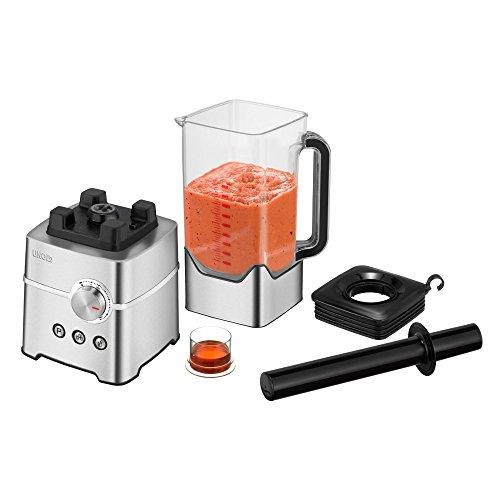 UNOLD Power Smoothie Maker, 78605, Standmixer, 32.000 U/Min, 2000 Watt (2,7 PS Power-Motor)
