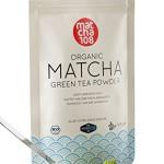 Matcha 108 - 108g Matcha Tee in Premium Qualität / Grüner Tee aus kontrolliertem Bio-Anbau - Ceremonial Grade - Grüntee-Pulver ohne Zwischenhandel