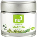 nu3 Bio Premium Matcha Tee aus Aichi (Japan), 30g