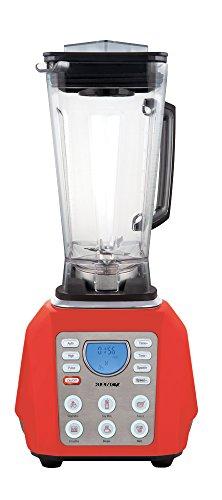 Bianco forte (rot) Smoothie Mixer mit 1680 Watt