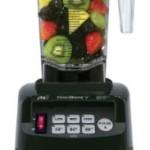 JTC Omniblend Standmixer Schwarz, Hochleistungsmixer, Blender 1,5 L, 38.000 U/min, ideal für Smoothies