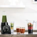 Vitamix S30 persönliche Standmixer Smoothie & Entsafter & 2-Tassen, Schwarz