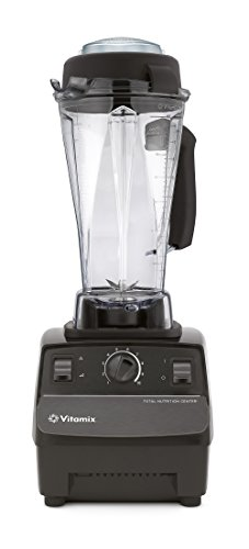 Vitamix VTX TNC5200 BK Total Nutrition Center Power Mixer und Entsafter, Schwarz